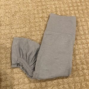 Lululemon Grey Capris